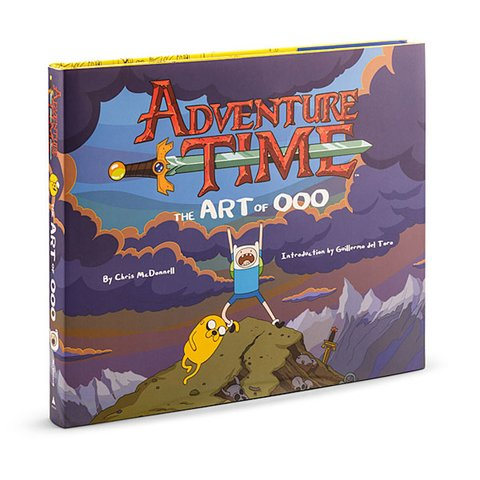 Adventure Time: Art of Ooo