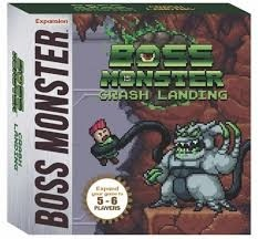 Boss Monster: Crash Landing - comprar online