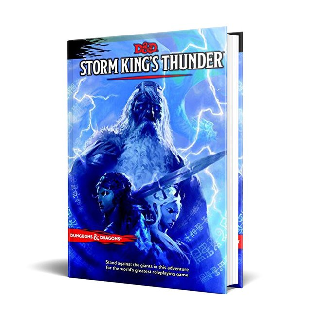 Dungeons & Dragons 5th Ed.: Storm King's Thunder