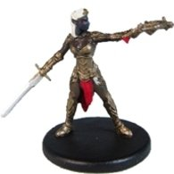 (16) Drow Captain
