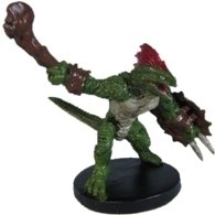 (11) Lizardfolk Fighter