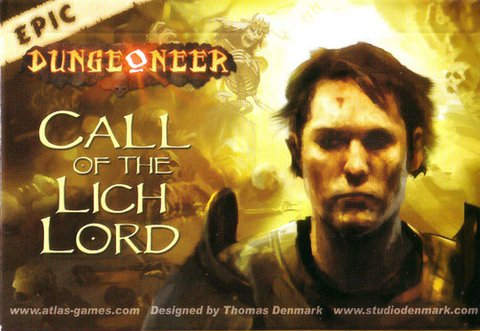 Dungeoneer (Epic) : Call of the Lich Lord