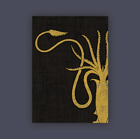 Folios Game of Thrones: House Greyjoy