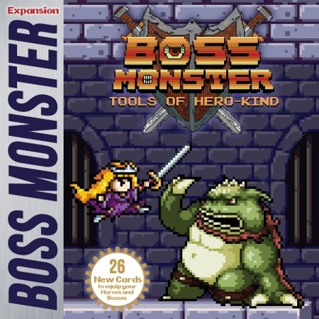 Boss Monster: Tools of Hero Kind - comprar online
