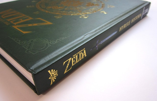 The Legend of Zelda: Hyrule Historia - comprar online