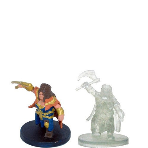 Combo: Gold Dwarf Guard + Versión Invisible - comprar online