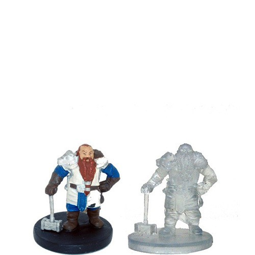 Combo: Shield Dwarf Fighter + Versión Invisible - comprar online