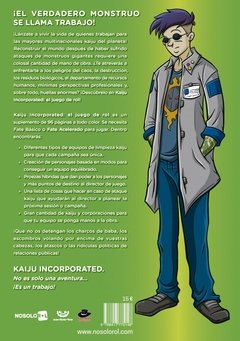 Kaiju Incorporated - comprar online