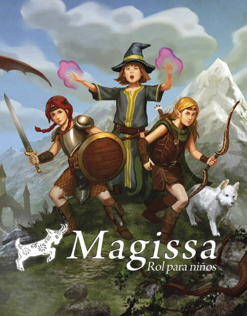 Magissa (Incluye copia virtual en PDF)