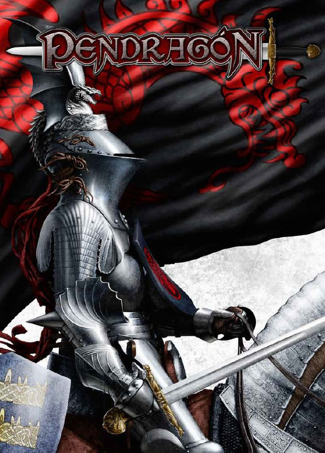 Pendragon (Incluye copia virtual en PDF) - comprar online