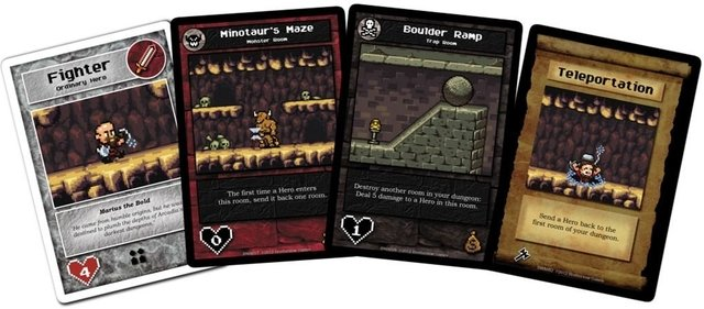 Boss Monster: The Dungeon Building Card Game en internet