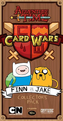 Adventure Time Card Wars: Finn vs Jake - comprar online