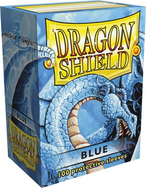 Folios Dragon Shield: Blue (100)