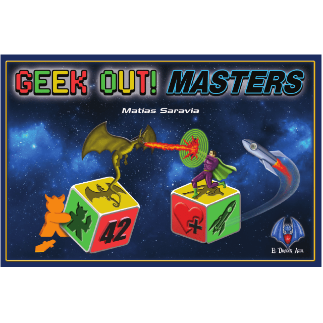 Geek Out! Masters - comprar online