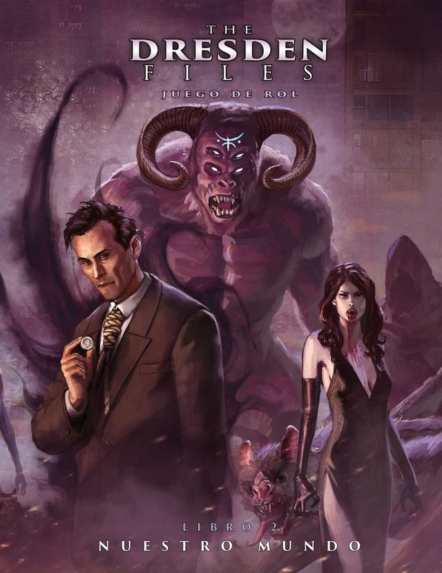 The Dresden Files 2: Nuestro Mundo - comprar online