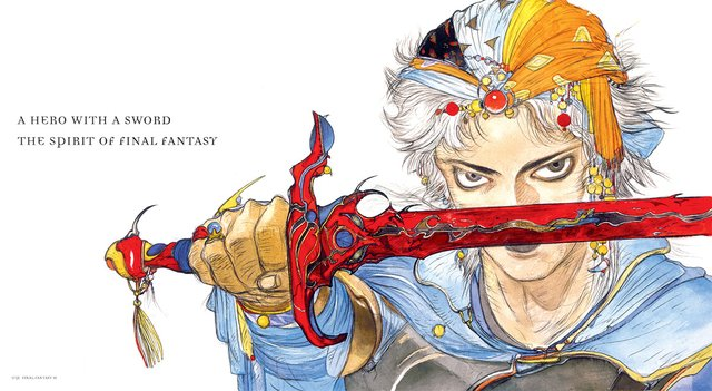 Imagen de The Sky: The Art of Final Fantasy