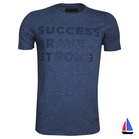 Remera Success Azul El Don