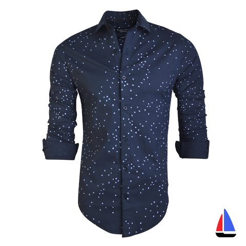 Camisa Blue Love El Don