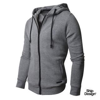 Campera Miyashi Gris El Don