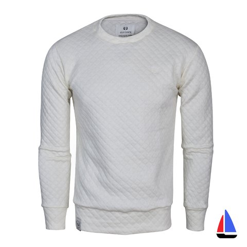 Sweater Ethereum Cream Velo Santo