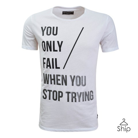 Remera You Only El Don - Ship