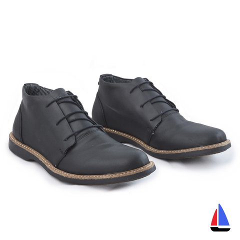 Botas Cambridge Negro Mistral