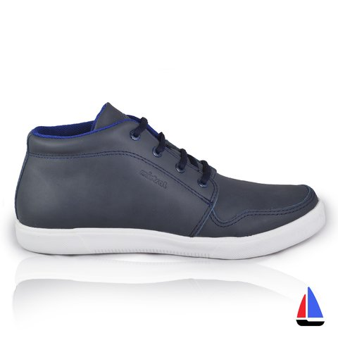 Zapatillas Brooklyn Azul Mistral