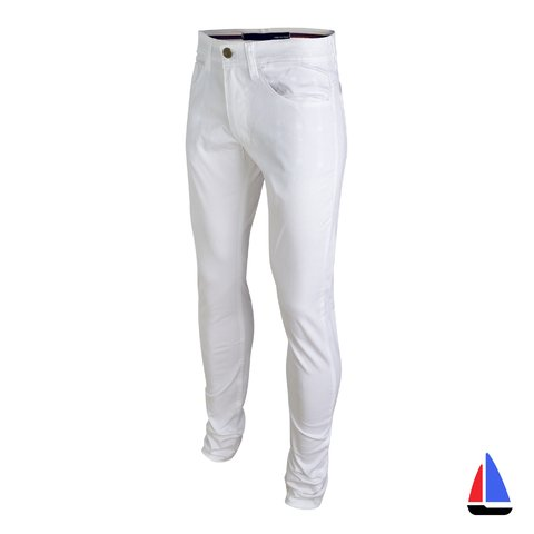 Pantalon Dominique Blanco Cero es Tres
