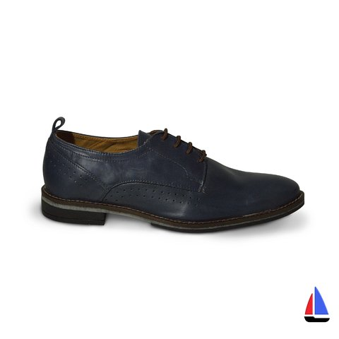Zapatos Pekín Azul Blood South - comprar online