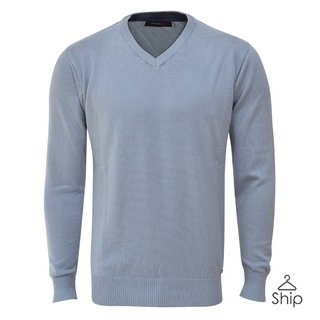 Sweater Pin Gris Claro YRB