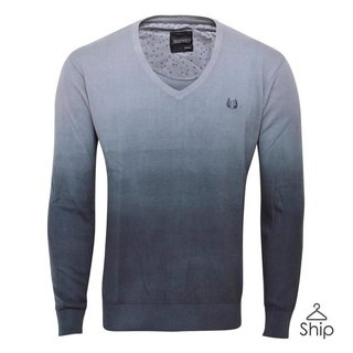 Sweater Darrel Gris degrade Velo Santo - comprar online