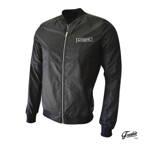 Campera Aviator Negro El Don