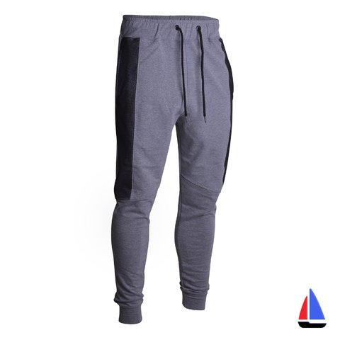 Jogger Never Fast Gris Siete72