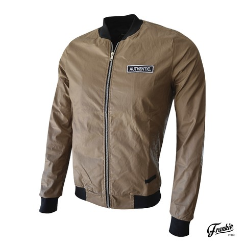 Campera Aviator Marrón El Don