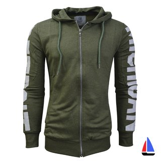 Campera Michigan Verde El Don