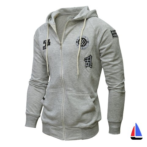 Campera Travel Gris 2 El Don