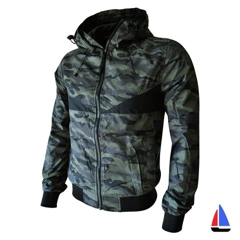 Campera Foursome Camuflada El Don