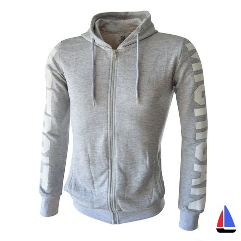 Campera Michigan Gris El Don