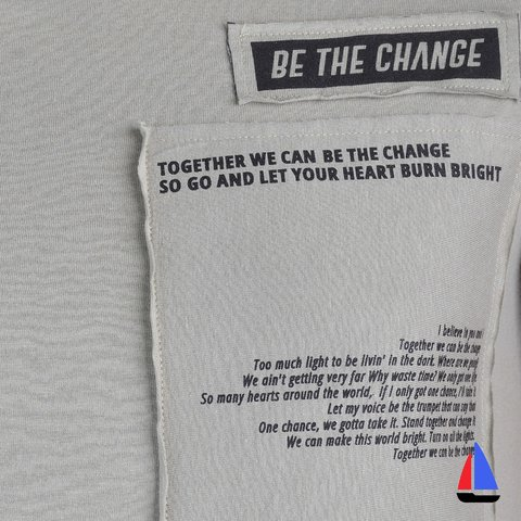 Remera Change Cemento El Don - comprar online