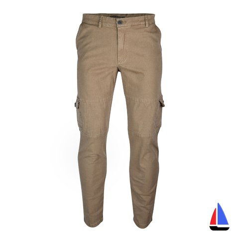 Pantalon Boro Marrón El Don