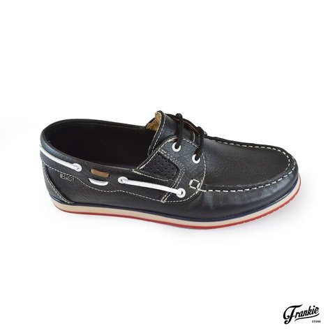 Nauticos Guy Negro Blood South - comprar online