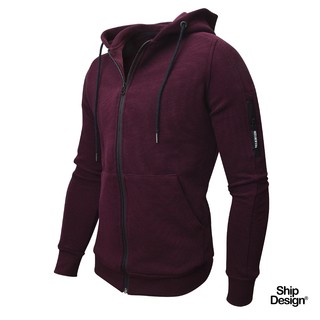 Campera Ottoman Bordo El Don