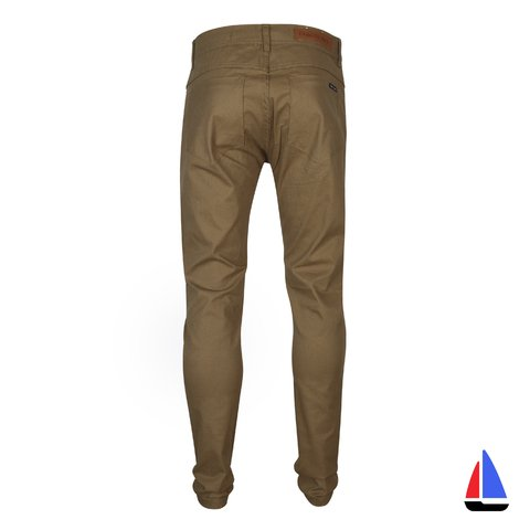 Pantalon Dominique Chocolate Cero es Tres - comprar online