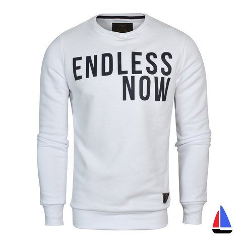 Buzo Endless Blanco El Don - comprar online