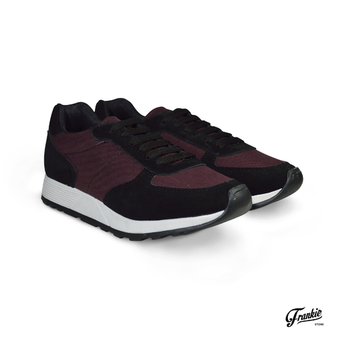 Zapatillas Spiller Bordo El Don