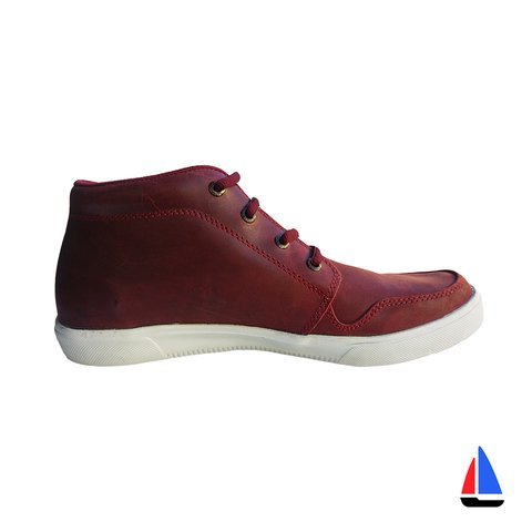 Zapatillas Brooklyn Bordo Mistral