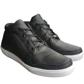 Zapatillas Brooklyn Negra Mistral