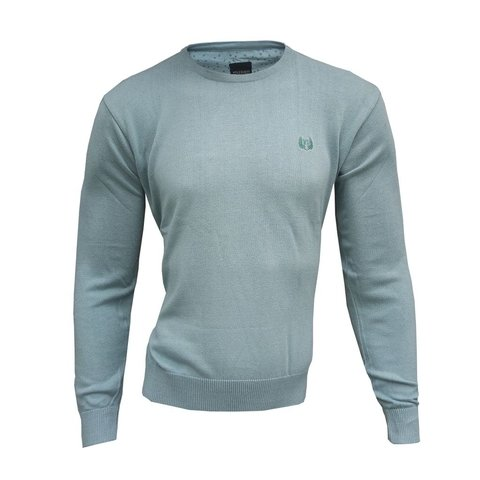 Sweater Crow Aqua Velo Santo