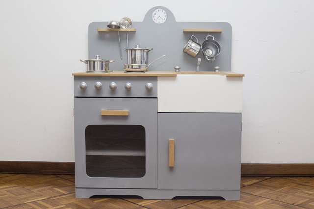 Wonderkitchen Retro Gris EDICION LIMITADA