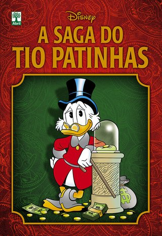 A saga do Tio Patinhas, de Don Rosa